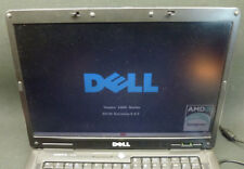 """Dell Vostro 15.1"""" Widescreen LCD Display Screen Complete w/Hinges + Bezel Black"""