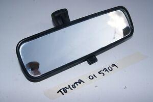 TOYOTA AURIS / YARIS / COROLLA   BLACK DIPPING REAR VIEW MIRROR 015709