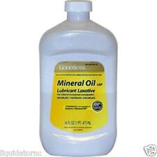 GOOD SENSE 16 oz. Mineral Oil Lubricant Laxative / Furniture Protectant / Facial