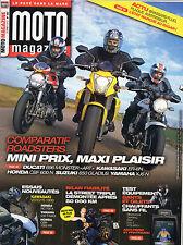 ** Moto Magazine n°284 Triumph Street Triple 675 R / Tunisia Road Rally