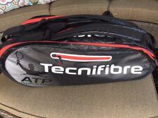 Tecnifibre Pro Endurance 10R Atp Tennis Bag Black White 40End10R15