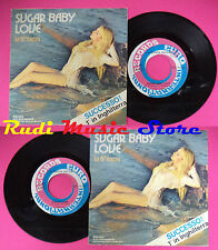 LP 45 7'' LA 5 QUINTA FACCIA Sugar baby love Daydreamer 1974 no cd mc dvd vhs*