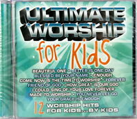 Ultimate Worship For Kids NEW Christian Music CD Contemporary Praise Worship