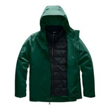 NWT The North Face Carto Triclimate 3 In 1 Jacket men's Medium Green Sample