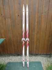 """New listing Great Ready to Use Cross Country 69"""" Rossignol 178 cm Snow Skis"""
