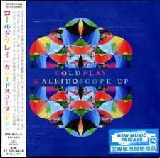 COLDPLAY-KALEIDOSCOPE EP-JAPAN MINI LP CD C65
