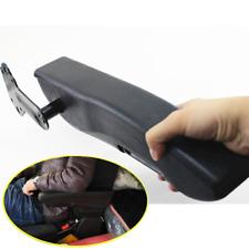 Klapp Armlehne Sitzarmlehne Armstütze Links Schwarz Leder Universal für Auto Lkw