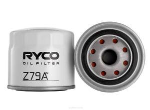 Ryco Oil Filter Z79A fits Hyundai Elantra 1.6 SR Turbo (AD), 1.8 (MD,UD), 1.8...