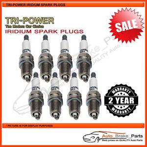 Iridium Spark Plugs for HOLDEN Suburban 4WD FK1-1500 5.7L - TPX018