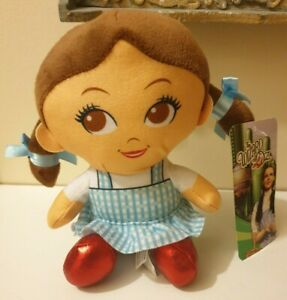Dorothy The Wizard Of Oz Small Plush Soft Toy 18 cm