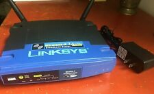 Linksys WRT54G Ver.6 WiFi Router with DD-WRT Unmatched Reliability/Range