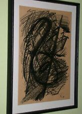 Moderne, Abstrakt, sign RK 86