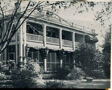 ca1930s pamphlet FAIRHOPE, ALABAMA - COLONIAL INN hotel, Baldwin County Alabama