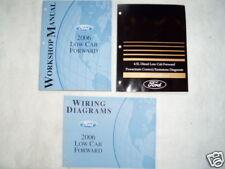 2006 Low Cab Forward Service Manual Set