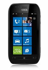 NOKIA LUMIA 710 WINDOWS MOBILE PHONE 5 MP CAMERA LED FLASH 8 GB MEMORY SIM FREE