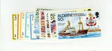 Alderney Scott 55-64 Nh [Id#425840]
