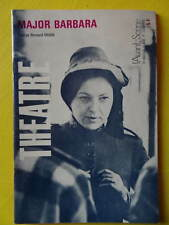 L'Avant-Scène Théâtre 450 1970 Shaw Major Barbara et Michel Faure Le Diable