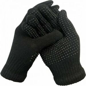 MAGIC GLOVES KIDS UNISEX BOYS/GIRLS 1 PAIR THERMAL GRIPS WARM STRETCHY