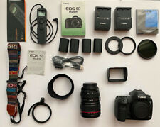 Canon EOS 5D Mark III Digital SLR Camera - Black (with EF 24-105 mm zoom lens)