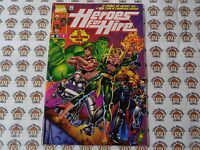 Heroes for Hire (1997) Marvel - #1, Iron Fist, White Tiger, Ostrander/Ferry, NM-