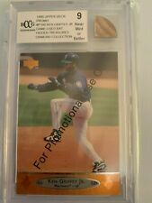 1996 Upper Deck Promo #P100 Ken Griffey Jr Beckett 9