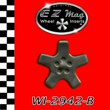 WI-2942-B Euro-Style Racing EZ Mag Wheel Inserts fitH&R Chassis 1/24, 1/25 Scale