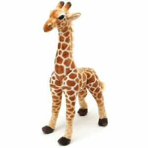Jocelyn the Giraffe | Almost 2 Foot Tall Stuffed Animal Plush Giraffe