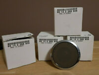 BMW Mitteltonlautsprecher chrom beige HiFi System 3er E36 65132268909 NEU OVP