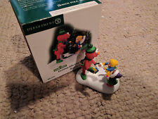 Dept 56 Sesame Street #57216 Retired 2008 Christmas Gifts from Elmo VGC