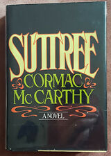 Cormac McCarthy - Suttree, Random House, 1979, HB, 1st/1st