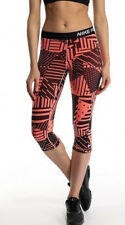 NWT Nike DRI-FIT Pro Patchwork Printed Womens Training Capris size M  $45 New √√