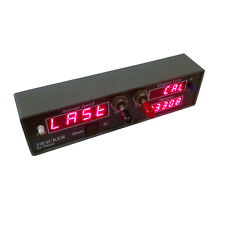 Kustom Signals Patco Radar Tracker Dash Mounted Average Speed Over Distance #2