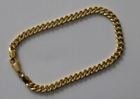 PANZER - ARMBAND in 333/- / 8 crt.Gelbgold