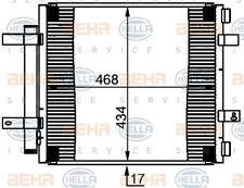 8FC 351 301-591 HELLA Kondensator Klimaanlage