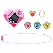 BANDAI HUGTTO Precure Transformation touch phone Pre heart DX