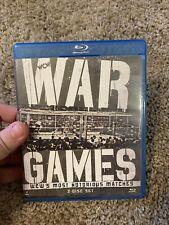 WWE: War Games Blu-ray, WWF, Bluray, WCW, NWA, NWO