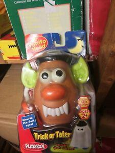 Mr Potato Head - Trick or Tater - Playskool - 2007 - Halloween - New Sealed RARE