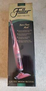 Fuller Brush Bare Floor Maid Electric Broom Vacuum FB-BFM Brand New in Box