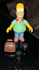 PLAYMATES INTERACTIVE THE SIMPSONS SERIES 2 PINS RULE HOMER ACTION FIGURE WOS
