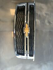 2015 - 2020 CHEVROLET TAHOE SUBURBAN OEM CHROME GRILLE Part # 23440914