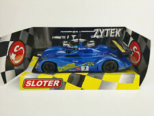 "Slot car Sloter 9503 Zytek Le Mans 2005 #7 ""Team Creation"" Minassian - Walterc"
