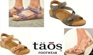 Taos Leather comfort wedge Sandals Taos shoes Spain Trulie summer 2021 colours