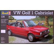 Voitures, camions et fourgons miniatures en plastique VW 1:60