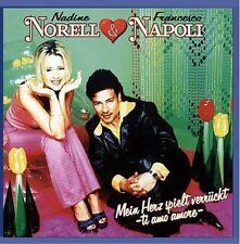 Nadine Norell Mein Herz spielt verrückt (1998, & Franceso Napoli) [Maxi-CD]