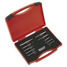 Sealey AK8187 Step Drill Screw/bolt Extractor Set 10pc