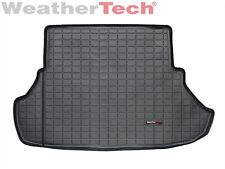 WeatherTech Cargo Liner Trunk Mat for Mitsubishi Lancer Sedan - 2008-2017- Black
