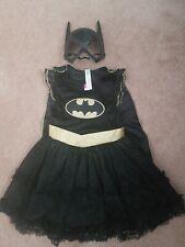 Girls Bat girl Costune Age 5-6 Years