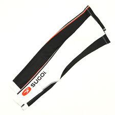 Sugoi SubZero DWR Cycling Leg Warmer Black/White/Red Large