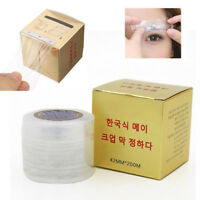 Permanent Make-up Tattoo Augenbrauen Lippen Microblading Wrap Klarsichtfolie