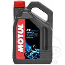 Engine Oil 10W40 4-Stroke 4L Motul Mineral